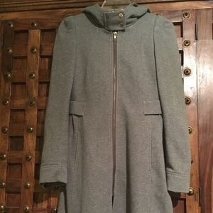 Gray coat OFFERS ARE WELCOMED